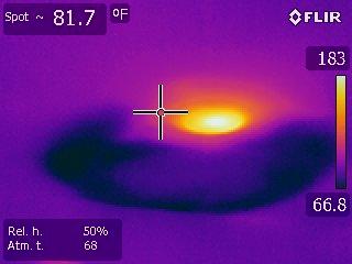 Thermal Imaging Atlanta Georgia Home Inspector